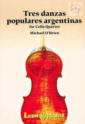 3 Danzas Populares Argentinas