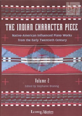 The Indian Character Piece Vol.2