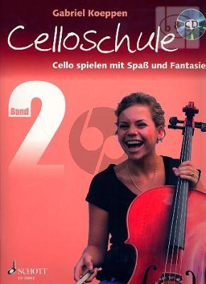 Celloschule Vol.2