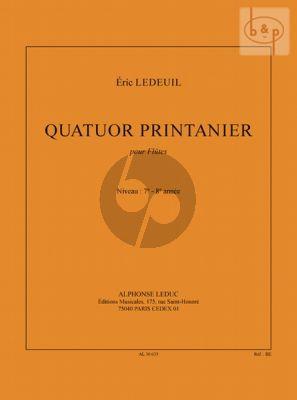 Quatuor Printanier (4 Flutes)