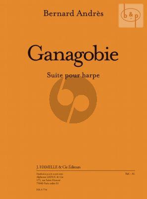 Andres Ganagobie (Suite) Harpe
