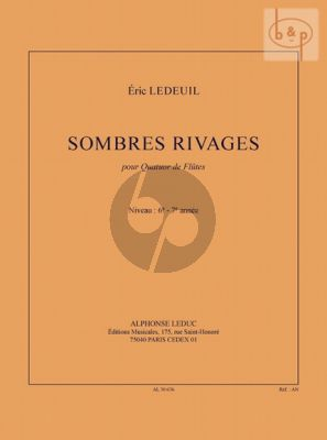 Sombres Rivages (4 Flutes)