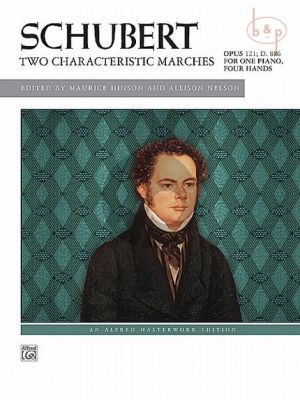 2 Characteristic Marches Op.121 D.886