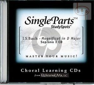 Magnificat D-major BWV 243 (Soprano 1)