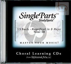 Magnificat D-major BWV 243 (Tenor)