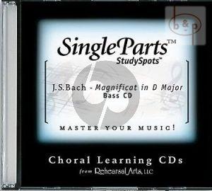 Magnificat D-major BWV 243 (Bass)