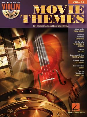 Movie Themes Violin