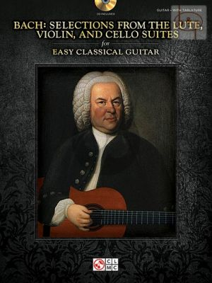 Selections from the Lute-Violin and Cello Suites