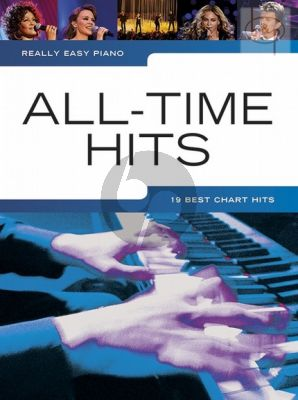 Really Easy Piano Series All-Time Hits