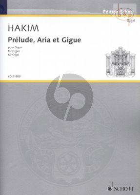Prelude-Aria et Gigue