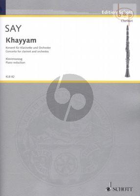 Khayyam (Concerto) Op.36