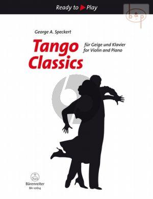 Tango Classics Violin-Piano