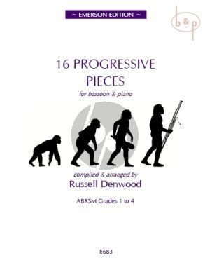 16 Progressive Pieces