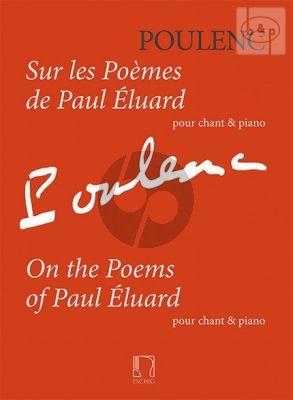 Sur les Poemes de Paul Eluard