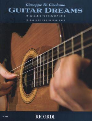 Girolamo Guitar Dreams 15 Ballads for Guitar Solo