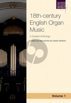 Anthology of 18th. Century English Organ Music Vol.1