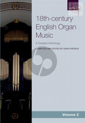 Anthology of 18th. Century English Organ Music Vol.2