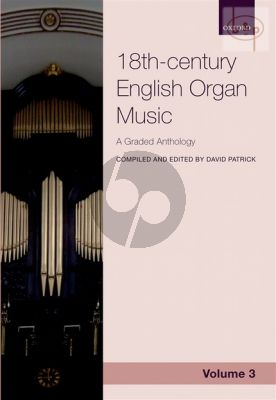 Anthology of 18th. Century English Organ Music Vol.3
