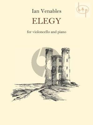 Elegy Op.2 Cello and Piano