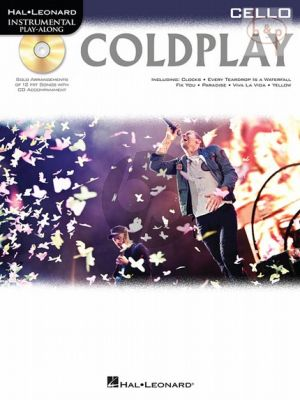 Coldplay Cello