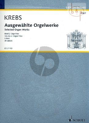 Ausgewahlte Orgelwerke Vol.2 Orgel Trios