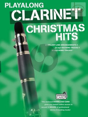 Playalong Clarinet Christmas Hits