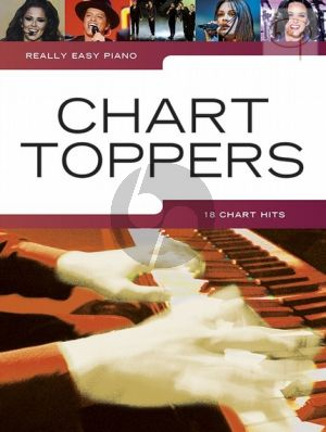 Really Easy Piano Chart Toppers