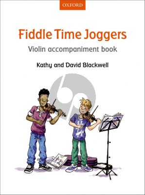 Blackwell Fiddle Time Joggers (Violin Accompaniment Book [Second Violin Part]