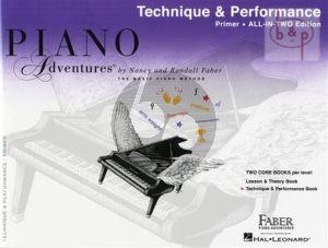 Piano Adventures Technique & Performance Primer