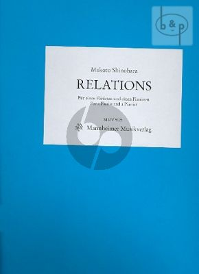 Relations for Flute and Piano