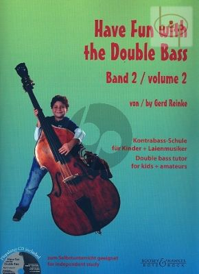 Have Fun with the Double Bass Vol.2