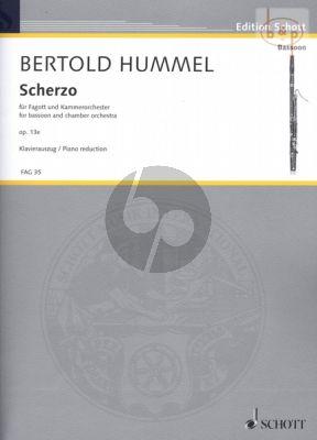 Scherzo Op.13e (1957)