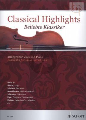 Classical Highlights (Beliebte Klassiker)