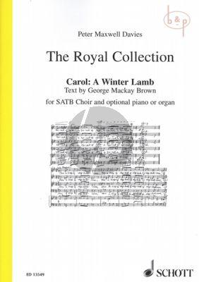 A Winter Lamb (Carol)