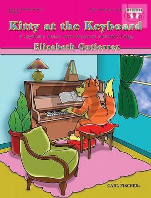 Kitty at the Keyboard