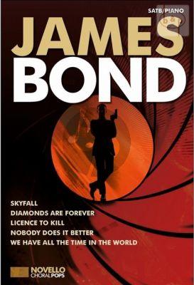 James Bond Choral Pops Collection