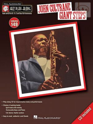 Giant Steps (Jazz Play-Along Series Vol.149)