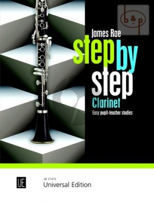 Step by Step Clarinet