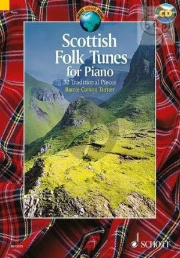 Scottish Folk Tunes (32 Traditional Pieces) Piano