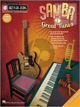 Samba (9 Great Tunes) (Jazz Play-Along Series Vol.147)