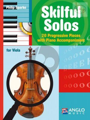 Skilful Solos (Viola-Piano)
