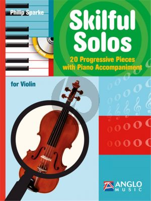 Skilful Solos for Violin with Piano