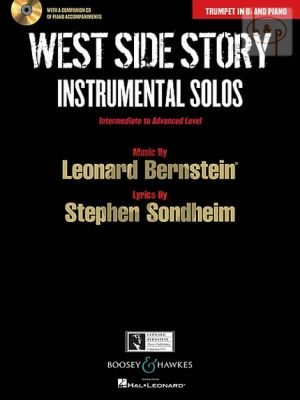 West Side Story Instrumental Solos (Trumpet-Piano)