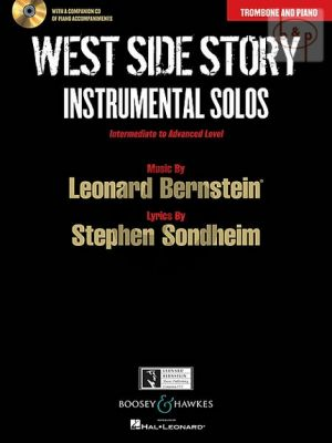 West Side Story Instrumental Solos (Trombone-Piano)