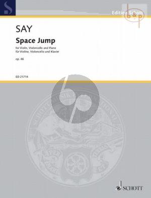 Space Jump Op.46 (2013)