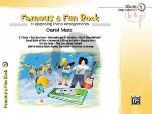 Famous & Fun Rock Vol.1
