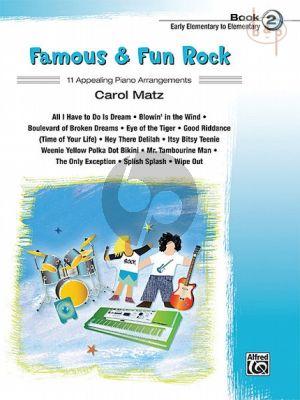 Famous & Fun Rock Vol.2