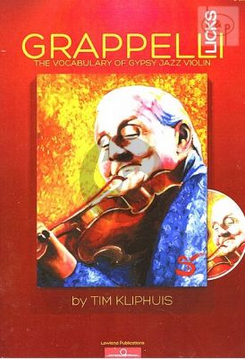 Grappelli Licks (The Vocabulary of Gypsy Jazz)