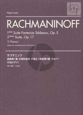 Suite No.1 (Fantaisie Tableaux Op.5 and Suite No.2 Op.17