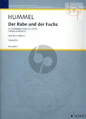 Der Rabe und der Fuchs (1974) (nach Le Corbeau et le Renard von Jean de La Fontaine)